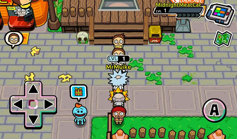 Pocket Mortys inceleme