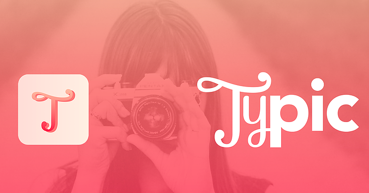 typic text on photos