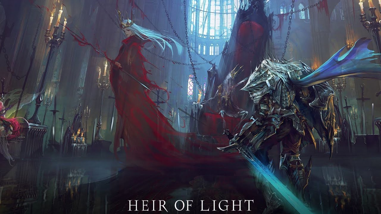 Heir of Light