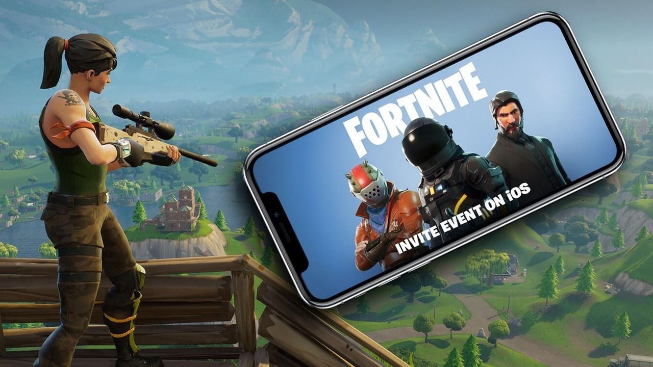 Fortnite Mobile Geliyor