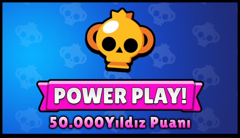Brawl Stars power play