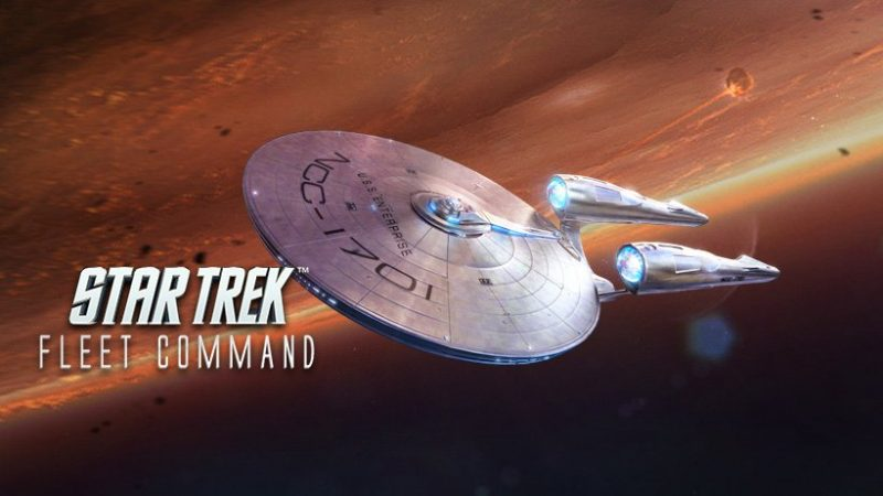 Star Trek Fleet Command