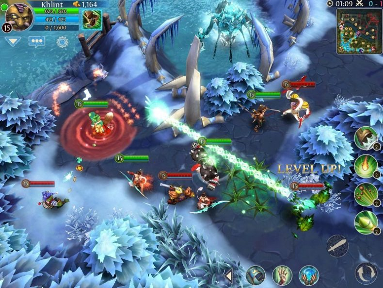 Heroes of Order and Chaos 2