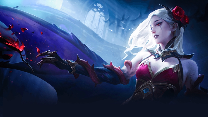 Mobile Legends Carmilla
