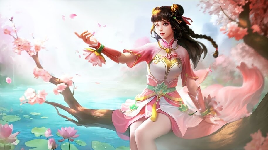 Mobile Legends Guinevere