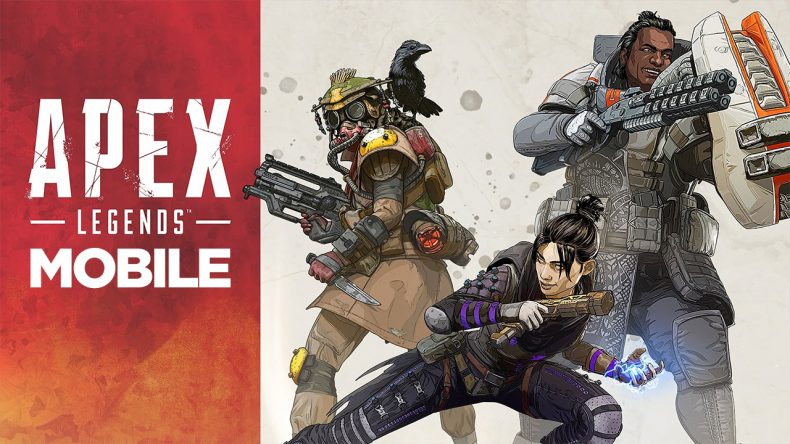Apex Legends Mobile geliyor