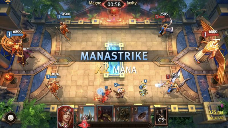 magic manastrike netmarble