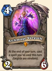 Hearthstone priest deste