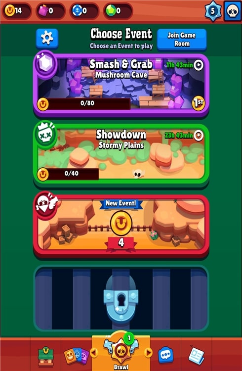 Brawl Stars Beta versiyon