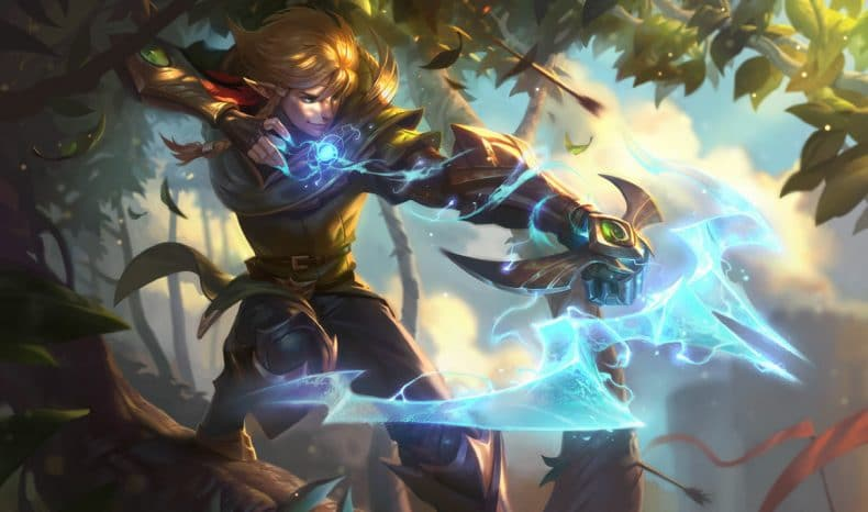 League of Runeterra Ezreal Deste Taktikleri