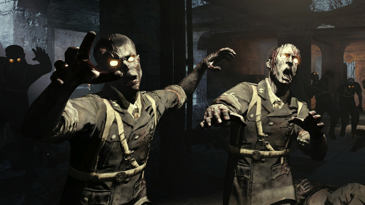 call of duty mobile zombi modu