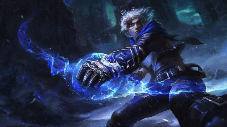 Legends of Runeterra Ezreal Draven destesi