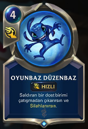 Legends of Runeterra Fizz