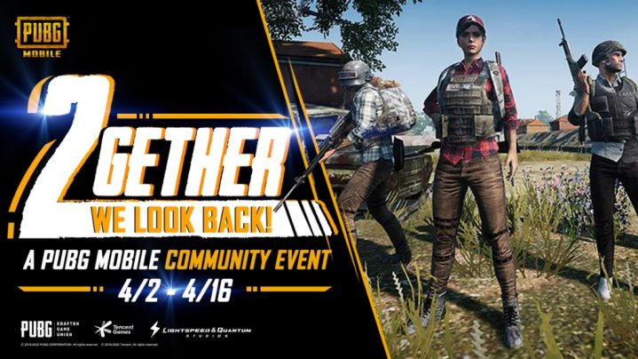 PUBG Mobile 2gether We Look Back