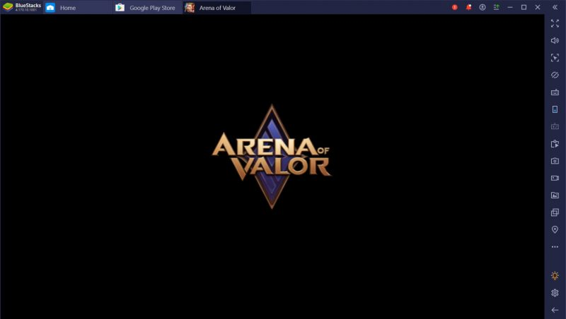 arena of valor bluestacks