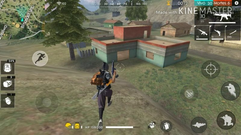Free Fire Bimasakti Strip