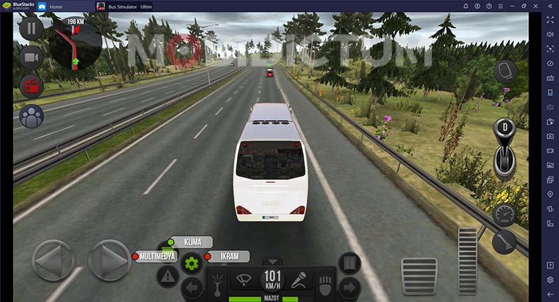 bus simulator oyna