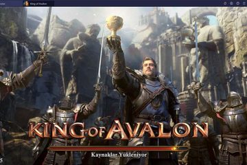 king of avalon hile indir