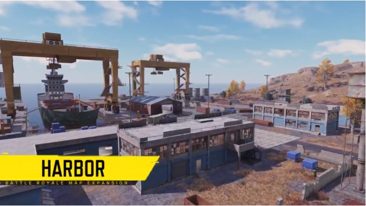 Call of Duty Mobile - Harbor