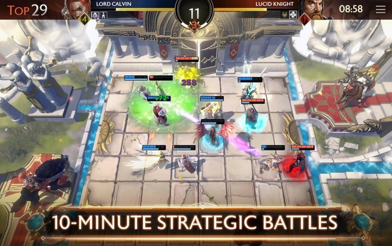 Might and Magic Chess Royale Strateji
