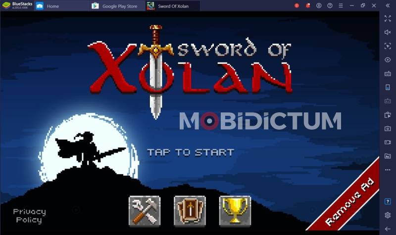 Sword of Xolan PC