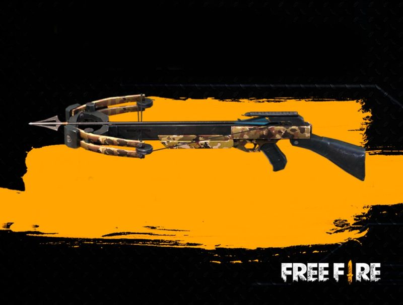 garena free fire crossbow