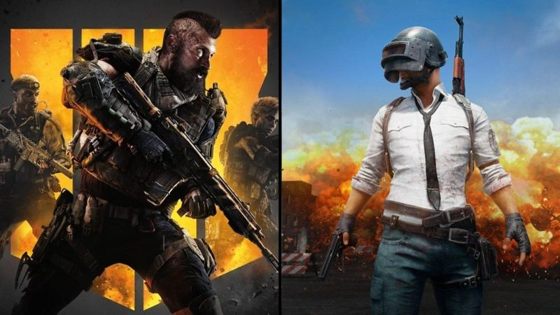 pubg mobile ve call of duty mobile farklar