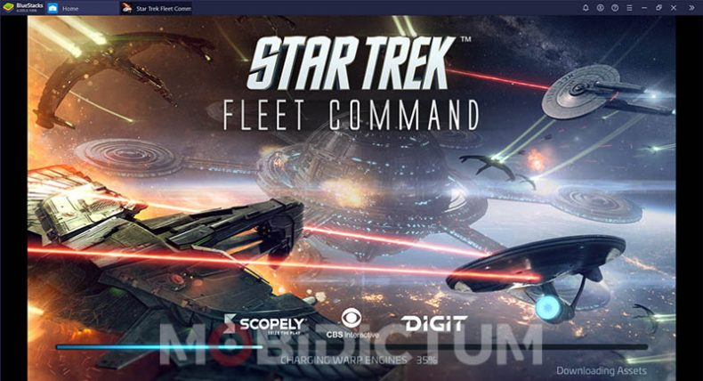 star trek fleet command pc indir