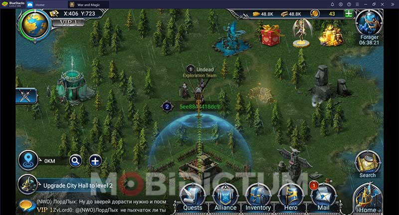 war and magic pc indir