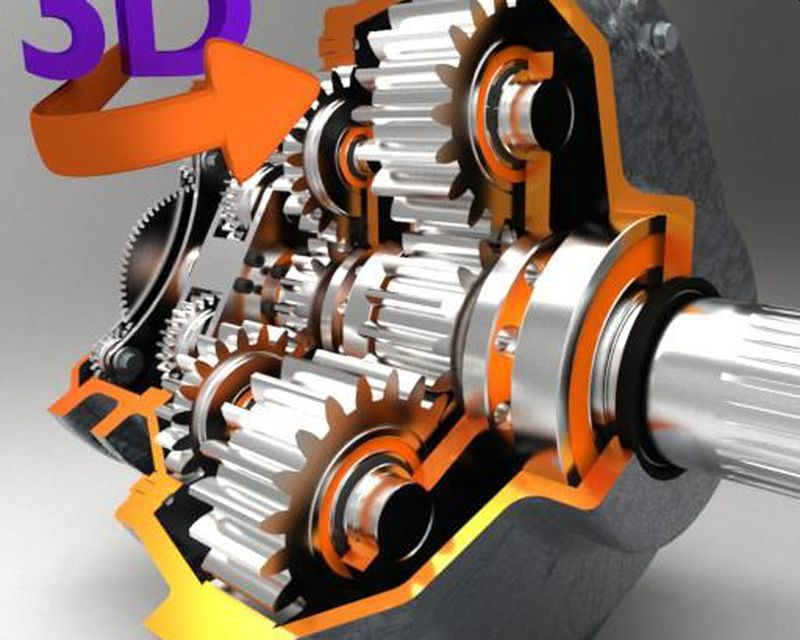 3D Engineering Animations Third Dimension