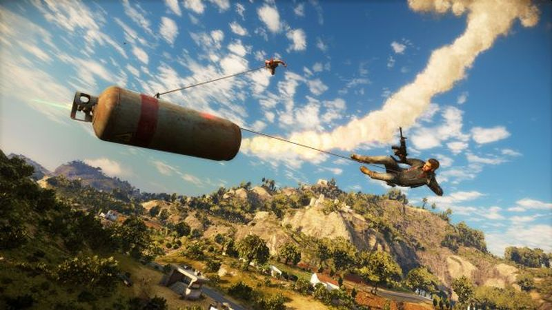Just Cause 3 Kaç GB