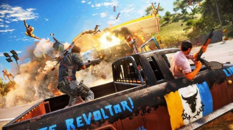 Just Cause 3 Minimum Sistem Gereksinimleri