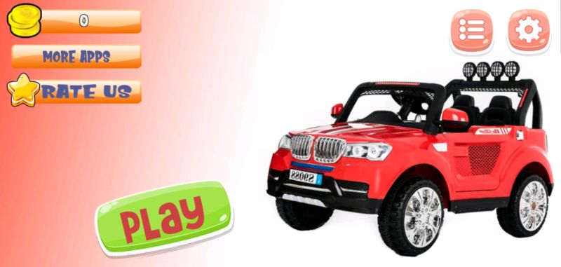 Baby Toy Cars oyna