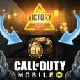 Call of Duty Mobile Bedava CP