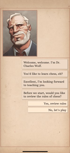 Learn Chess with dr wolf