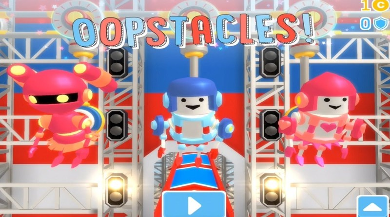 Oopstacles Mobile