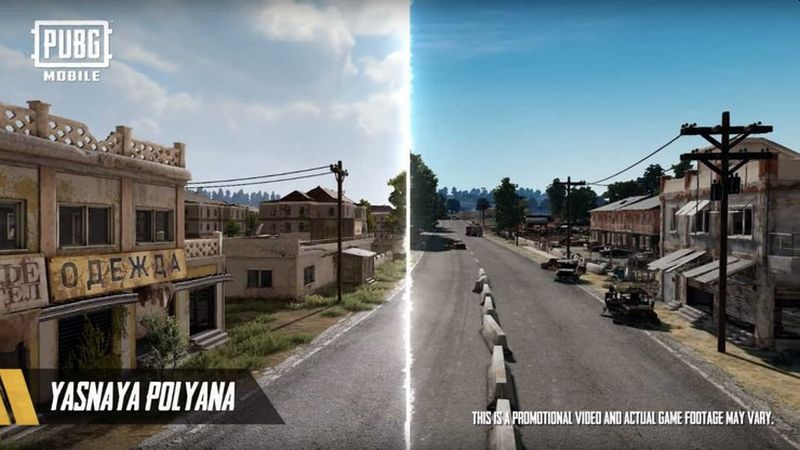 PUBG Mobile 1.0 Beta Android
