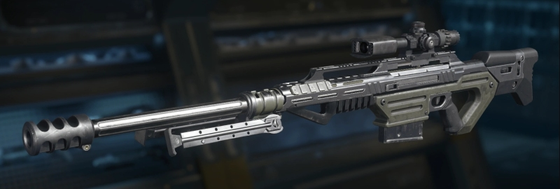 Call of Duty Mobile XPR-50 Silahı