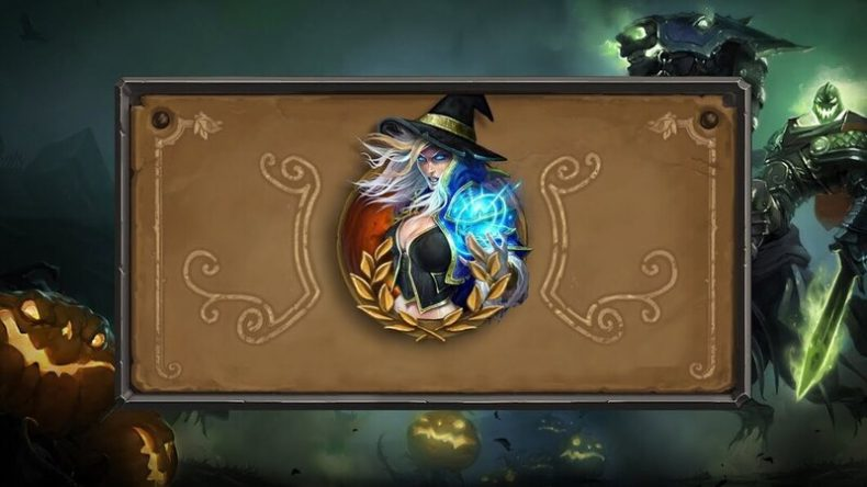 Hallow's End hearthstone