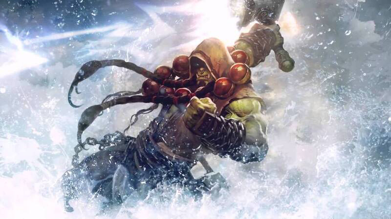 Thrall Book of Heroes