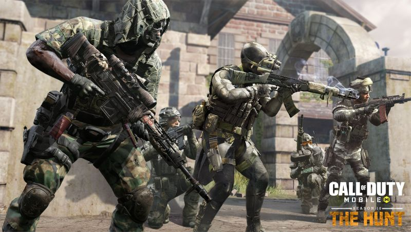 call of duty mobile eski haritalar ve oyun modları