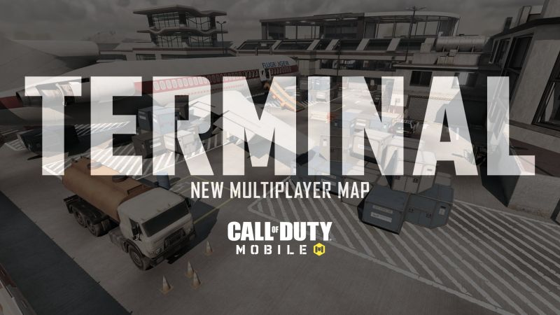 call of duty mobile terminal haritası