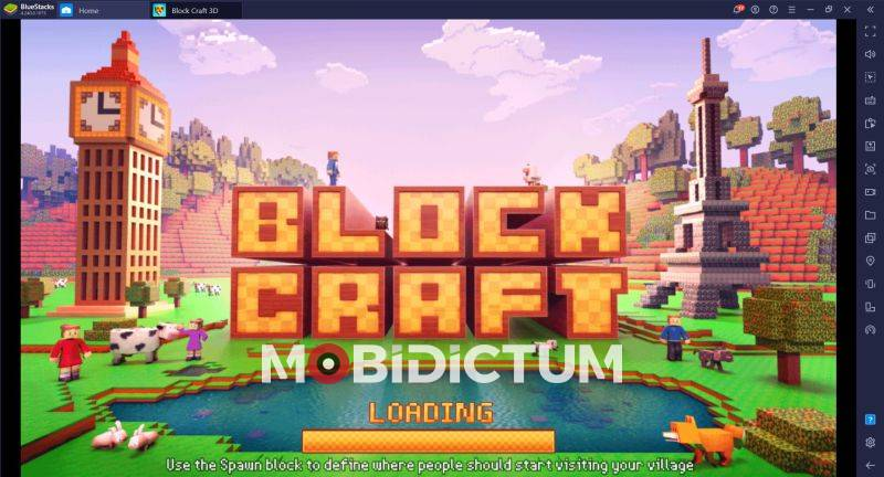 Block Craft 3D PC