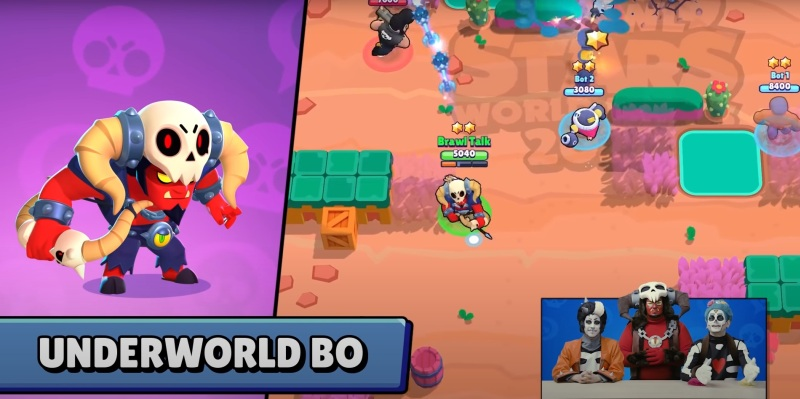 Brawl Stars Underworld Bo
