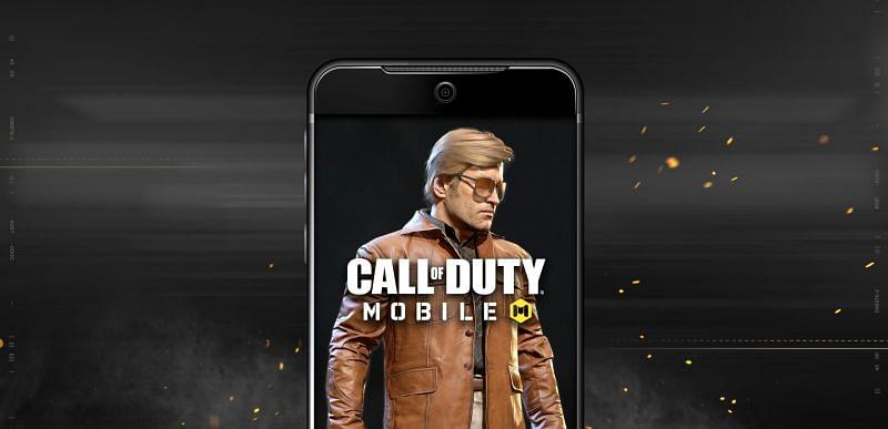 Call of Duty Mobile Russell Adler