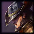twisted fate ikon