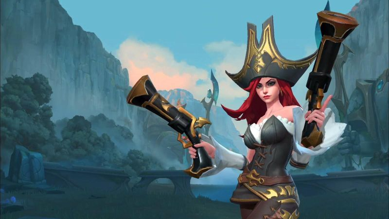 lol mobile miss fortune