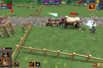 Grow Kingdom Heroes savaş