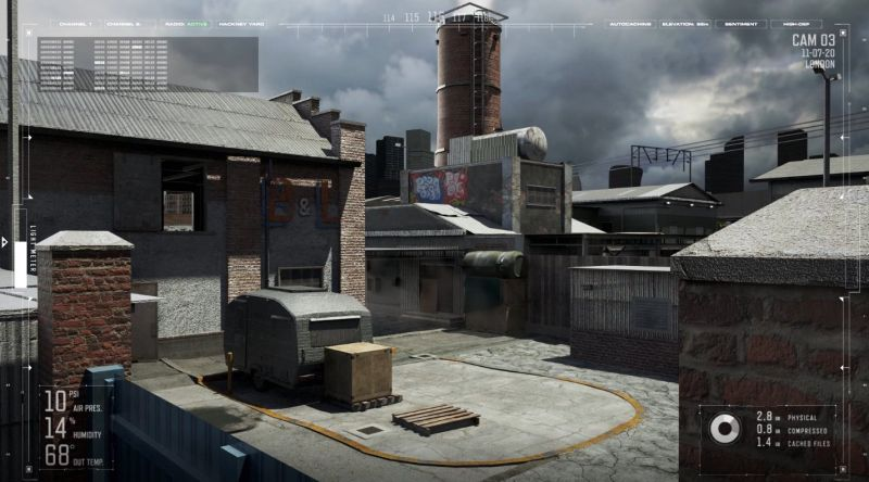Call of duty mobile hackney yard