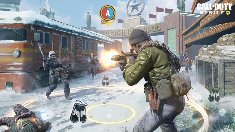 call of duty mobile qxr smg sezon 13